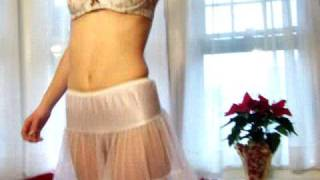 Video Rosalia's Sheer Chiffon Crinoline Half Slip download MP3, 3GP, MP4, WEBM, AVI, FLV Juni 2018