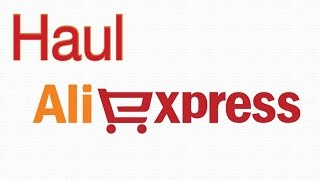 Haul: Aliexpress (Abril 2015) | MyLisla