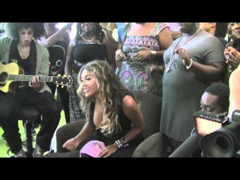 Download Youtube: Beyonce Halo at the hospital only the song