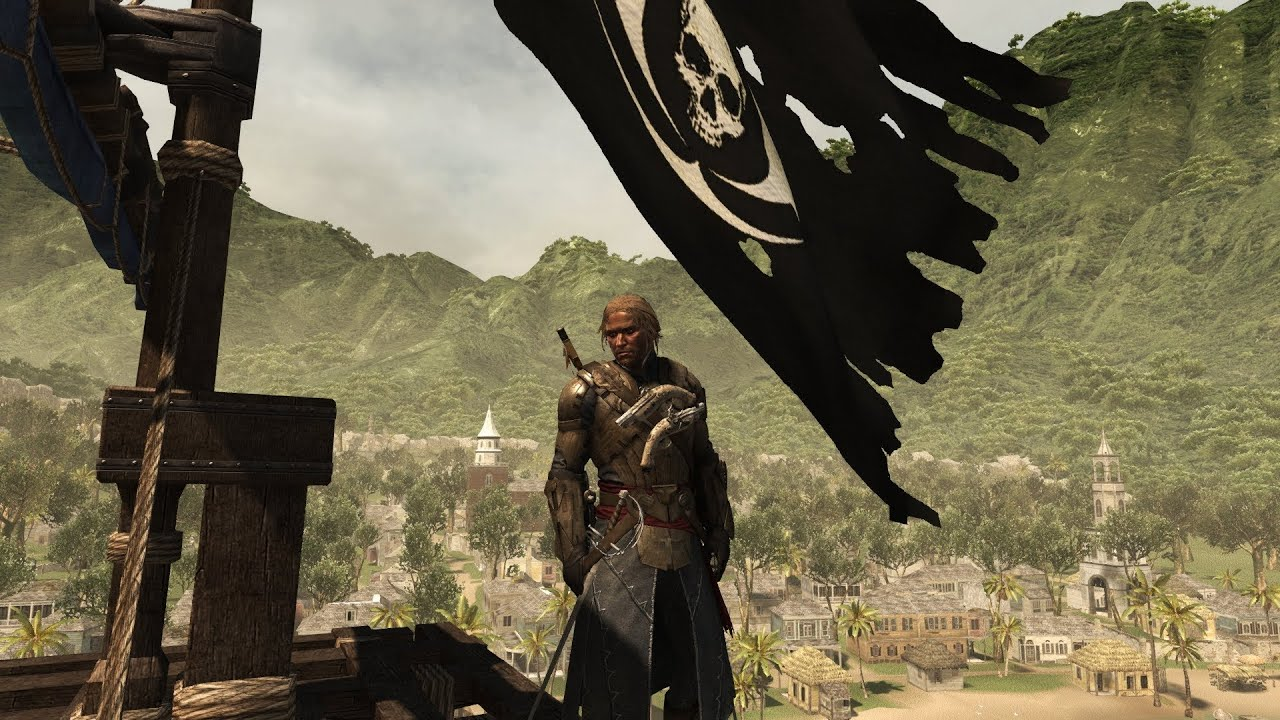 Assassin S Creed 4 Black Flag Outfits Youtube