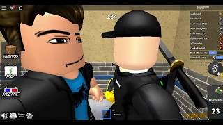 ROBLOX MURDER: AND THE ZUERA TA HOW?!