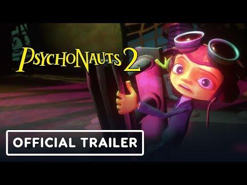 Psychonauts 2 Gameplay Trailer – E3 2019