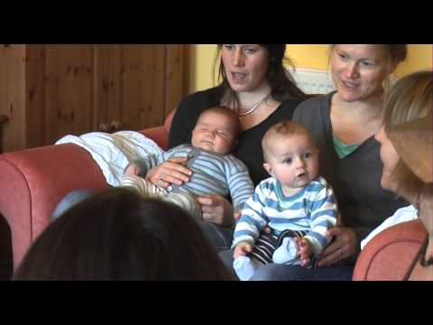 Thula Mama - the magical effect that singing has on babies