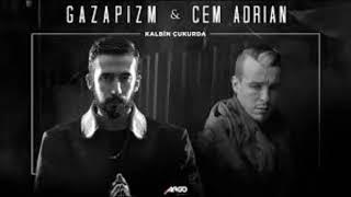 GAZAPİZM ft. CEM ADRİAN (KALBİM ÇUKURDA) KARAOKE