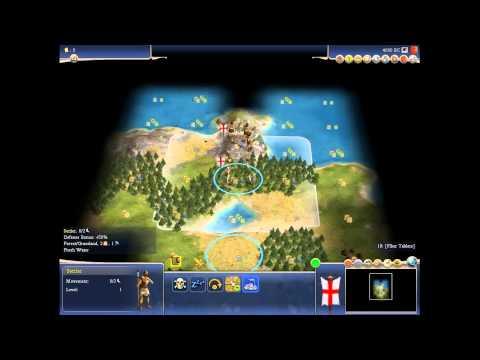 Civilization 4 Beginners Guide And Walkthrough Set 1 Pa