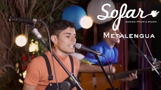 Metalengua - Insomnio   Sofar Santiago