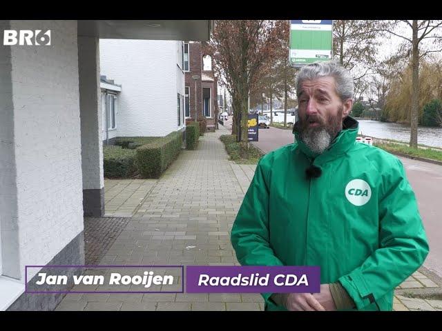 Inrichting Raadhuisweg Reeuwijk