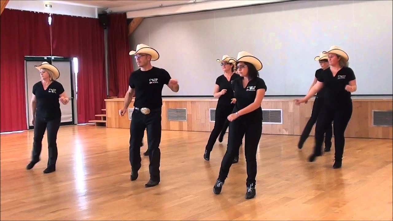 youtube country line dance sex love and texas in Staffordshire