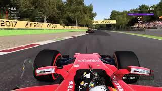 Cuándo subes F1 2018 y Dakar 18? | F1 2017 Vettel - Monza