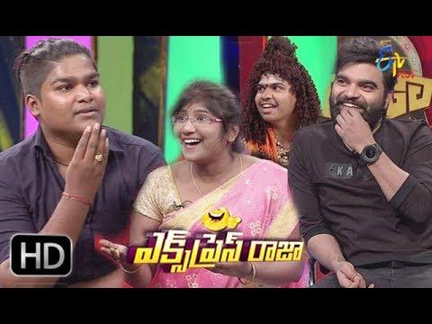 Express Raja   27th November 2018   Full Episode 571   ETV Plus