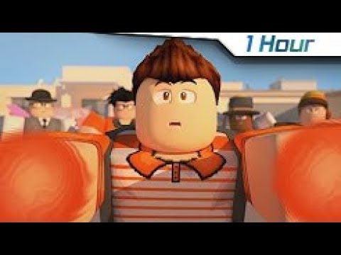 "[1 Hour] Roblox Song ♪ ""Slaying in Roblox"" Roblox Parody (Roblox Animation)"
