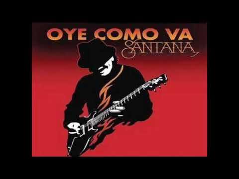Santana - Oye Como Va    Remix by DJ Nilsson