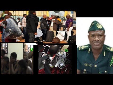 Download Ghana immigration deport 723 Nigerians( Nigeria must go)ghana deports 723 nigerians