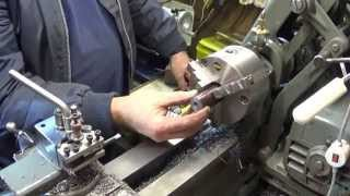 Making a Press Fit Spindle Bearing Housing On Myford ML7 Lathe