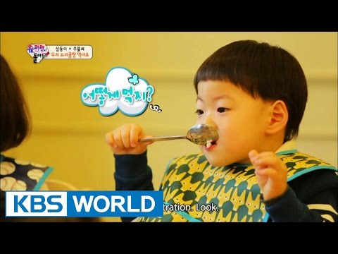 The Return of Superman | 슈퍼맨이 돌아왔다 - Ep.65 (2015.03.08)