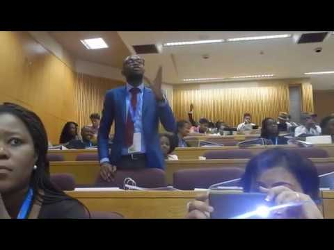 UNISA School of Business Leadership - YALI Regional Leadership Center, Southern Africa : Cohort 2