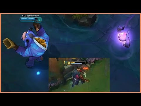 Aphromoo Shows How to Protect Rift Herald Buff | Tobias Fate' Escape - Best of LoL Streams #170