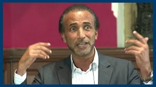 Religion Helps Society | Tariq Ramadan | Oxford Union