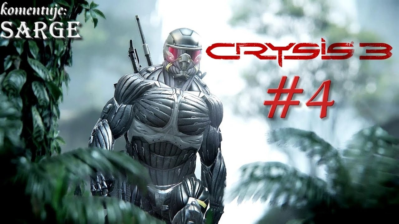 suck at crysis 3 - photo #37
