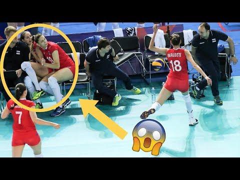 Women's Volleyball CRASH | VNL 2018