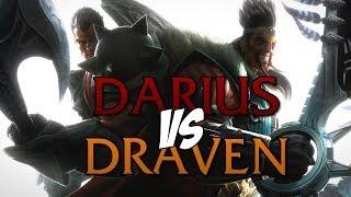 DARIUS VS DRAVEN - EPIC RAP BATTLES OF LEGENDS #4