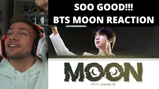 Download lagu I LOVE JIN!! - BTS MOTS 7 - JIN - MOON - Reaction