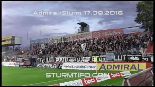 Admira - Sturm Graz