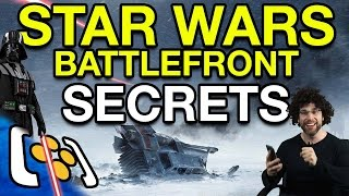 Star Wars Battlefront: 4 Shocking Things You Need To Know About Star Wars: Battlefront