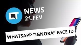 """WhatsApp burla proteção no iOS; Facebook deixa de """"espionar"""" localização [CT News]"""