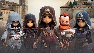 Assassins Creed Rebellion - Best Mobile RPG!