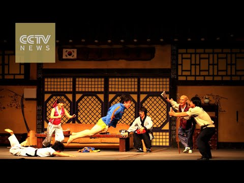 S. Korean theater productions staged in Shanghai