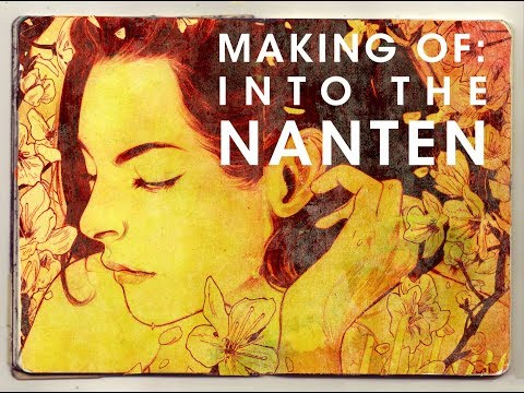 Making Of: Into the Nanten - The World's First Real Time Fantasy Blog