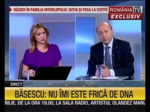 """Traian Băsescu, invitat la """"Ediţie Specială"""" - România TV, 17 aprilie 2016"""