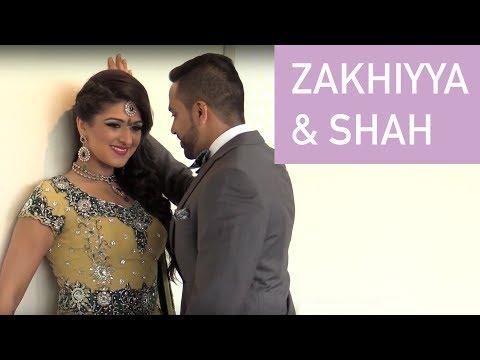 Shah & Zakhiyyah | Visual Elegance Media Services | Edmonton