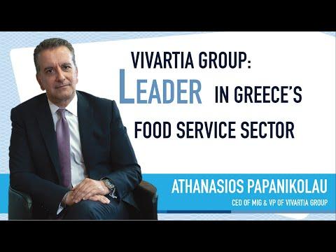 Athanasios Papanikolau - CEO of MIG & VP of Vivartia Group - Greece Investor Guide (1)