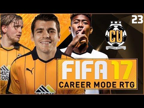 FIFA 17 Career Mode RTG S6 Ep23 - STUNNING CHAMPIONS LEAGUE GOAL!!