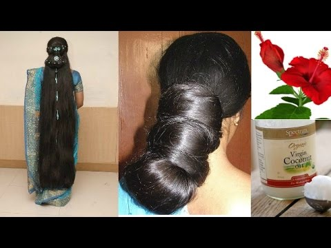 Diy Hibiscus Flower Hair Oil Fast Hair Growth Get Long And