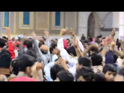 DHAMAAL OF SEHWAN SHARIF DARBAR HAZRAT LAL SHAHBAZ QALANDAR