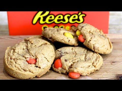 Reese's Peanut Butter Cookies - Live