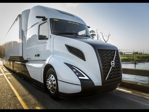 2018 Volvo Vnl Truck Overview Features Youtube