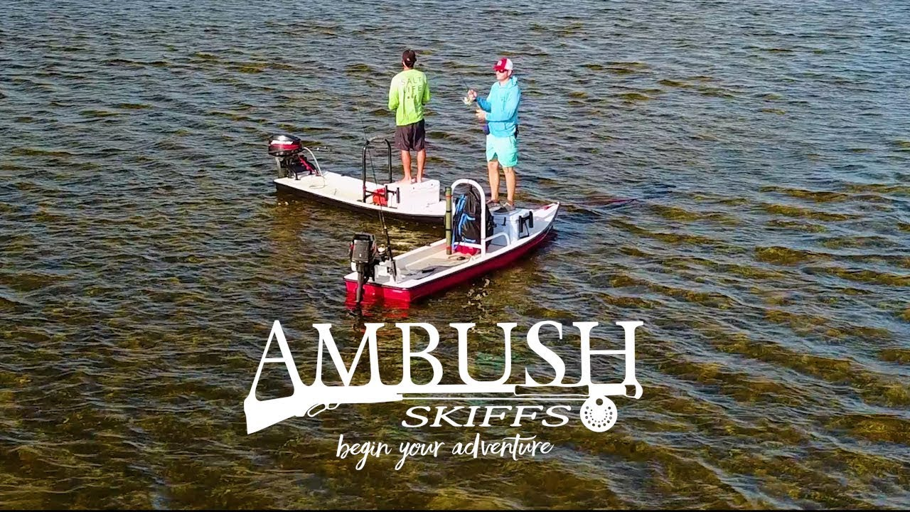 Ambush Skiffs | Running in Bimini