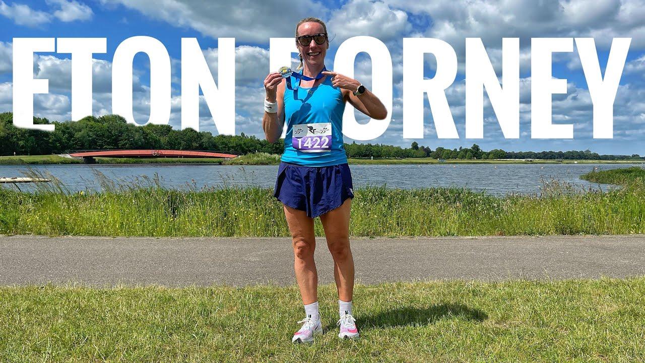 She ran the Eton Dorney Half Marathon (and found the joy!)