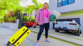 I MOVED INTO MY BOYFRIENDS HOUSE!!