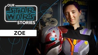 Zoe Hinton and the Creative Spark of Star Wars | Our Star Wars Stories