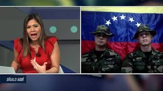 Militares tienen apoyo dentro y fuera para acabar con el régimen - Dígalo Aquí EVTV - 01/17/2019 S3