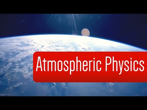 Introduction to Atmospheric Physics - Crash Course #1