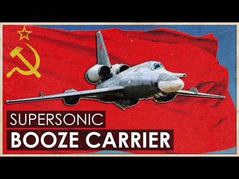 """Why Soviet Pilots Called It """"Man-Eater"""" and """"Booze Carrier"""": The Tupolev Tu-22 Story"""