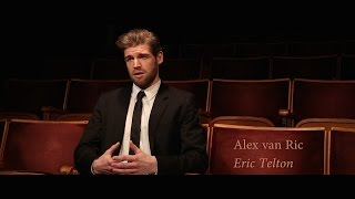 Gambar cover Lost in the City | Alex van Ric (Eric Telton) Interview