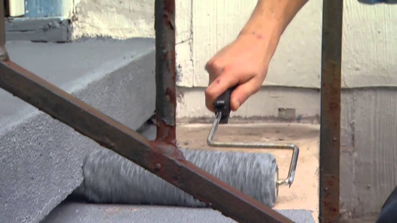 Coating Concrete Surfaces with QUIKRETE Textured Acrylic
