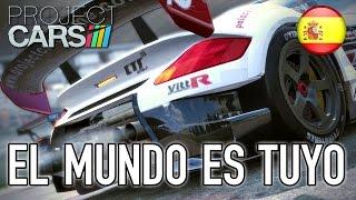 Project CARS - PS4/XB1/WiiU/PC - El mundo es tuyo (Spanish Multiplayer Trailer)